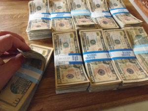 hechizos de dinero fácil