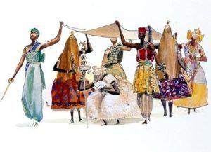 elementos de la religión yoruba